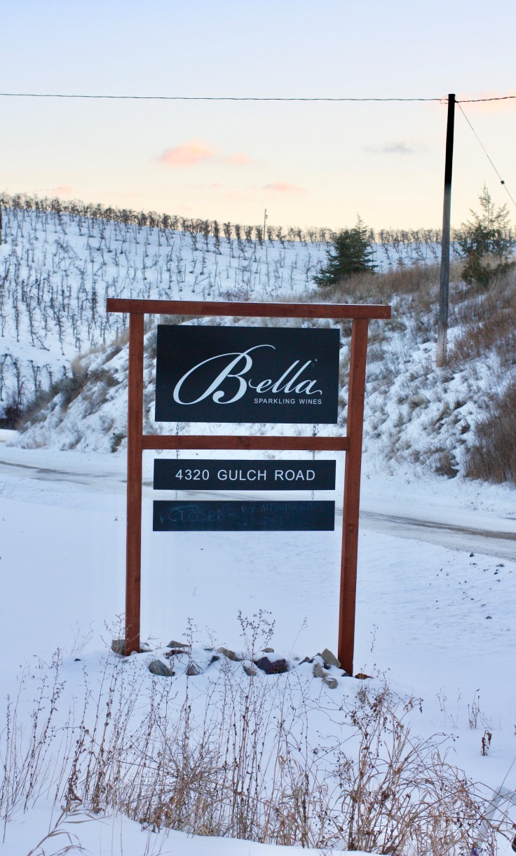 Beautiful bella is located on gulch road in naramata which always brings to mind the wizard of oz s miss gulch whose alter ego was the wicked witch